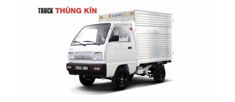 CARRY TRUCK 530KG - Thùng Kín